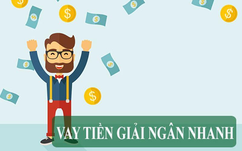 Giải ngân nhanh là ưu điểm của vay tiền bằng CMND